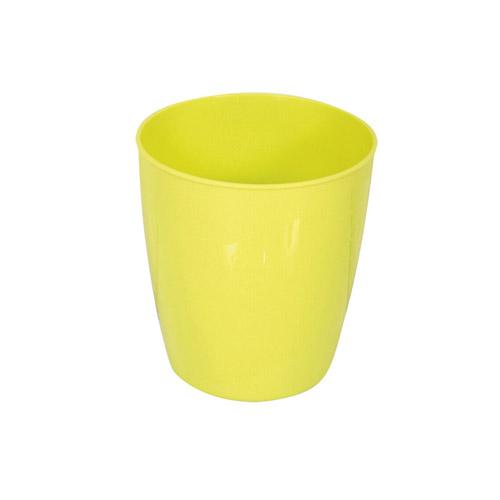 Ποτήρι Πλαστικό Σετ 5τμχ (7,5x8,5cm) Διάφορα Χρώματα