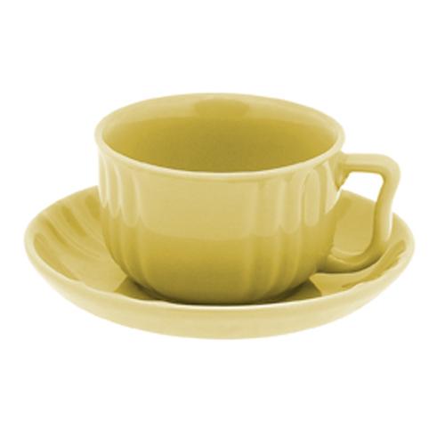 Φλυτζάνι Τσαγιού Μ.Π. 200cc-Κίτρινο