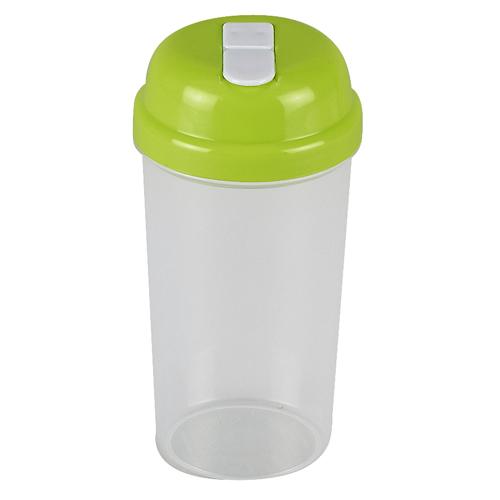 Σέικερ Πλαστικό με Βιδωτό Καπάκι 400ml