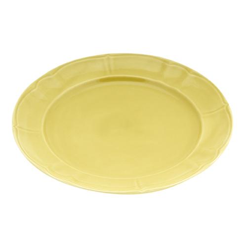 Πιάτο Κεραμικό Ρηχό 27cm-Κίτρινο