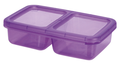 Τάπερ Διπλό Πλαστικό 2,5ltr