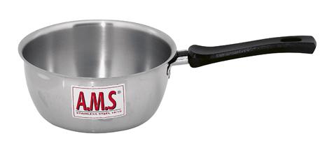 Κατσαρόλα Υγραερίου AMS Χ.Κ 18/10 Ν.16