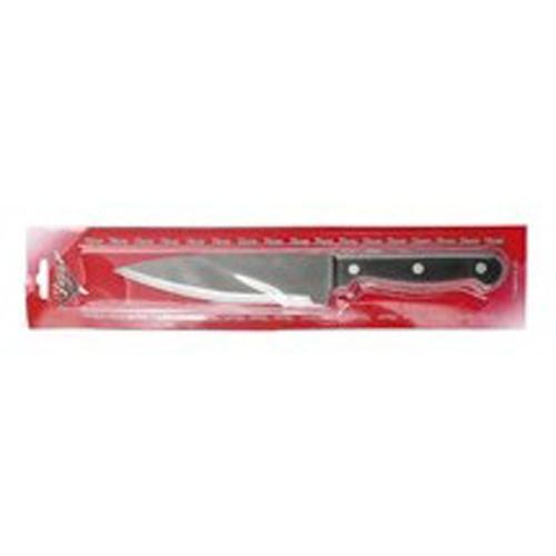 Μαχαίρι Κρέατος Λαβή Βακελίτη Blister 15cm