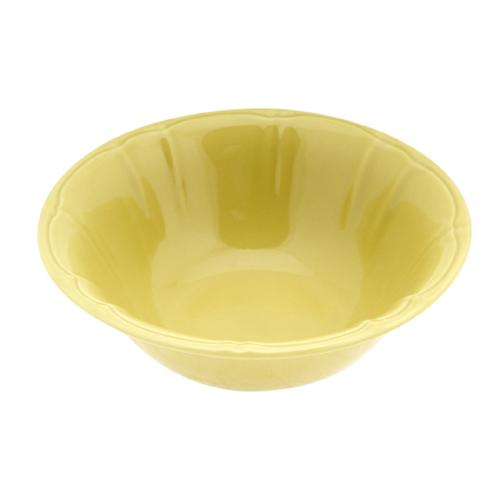 Σαλατιέρα Κεραμική 23cm-Κίτρινη