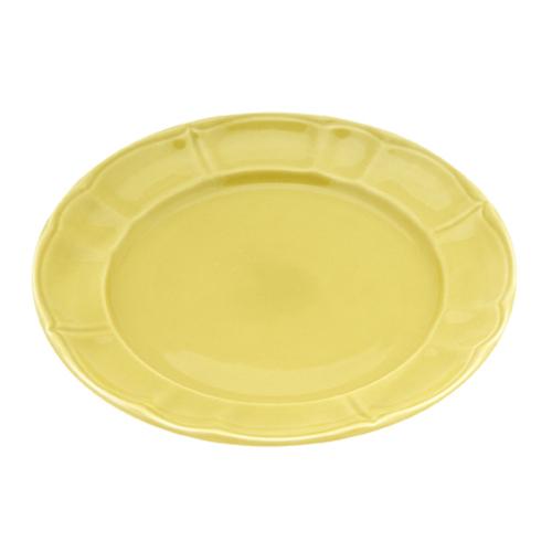 Πιάτο Κεραμικό Φρούτου 22cm-Κίτρινο