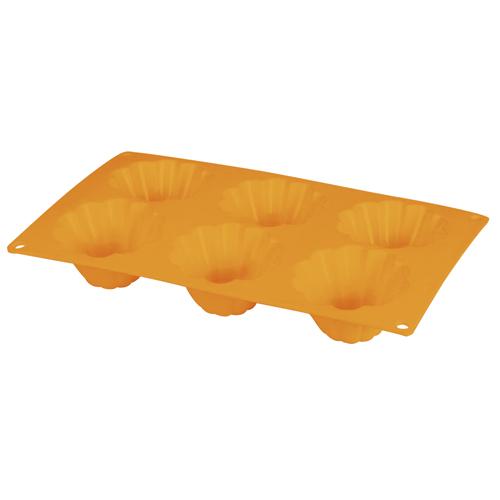 Φόρμα Σιλικόνης 6 Θέσεων 30x17,5cm
