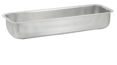 Φόρμα Αλουμινίου Ορθογώνια 35x10cm