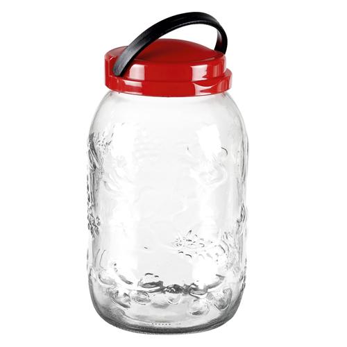 Βάζo Γυάλινο 2ltr