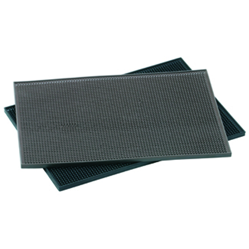 APS BAR MAT ΜΑΥΡΟ 45X30cm 00082-BLK