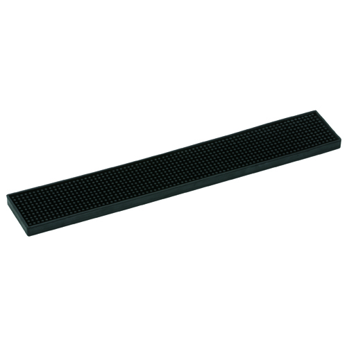 APS BAR MAT ΜΑΥΡΟ 52X8X1,5cm 00780-BLK