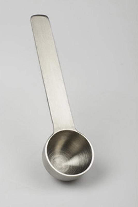 MOTTA Μεζούρα καφέ 16ml INOX 18/10 35x100mm